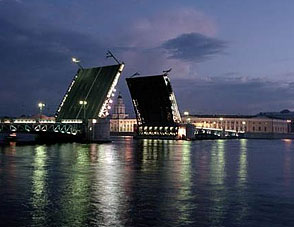 St. Petersburg is more than 300 years old