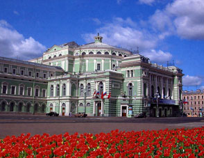 The Mariinsky Opera and Ballet Theater